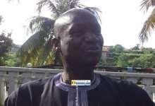 Sékou Souapé Kourouma, membre du bureau politique national du RPG arc-en-ciel