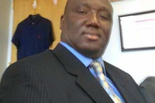 Mamadou Fadel Cherif économiste et originaire de Kankan