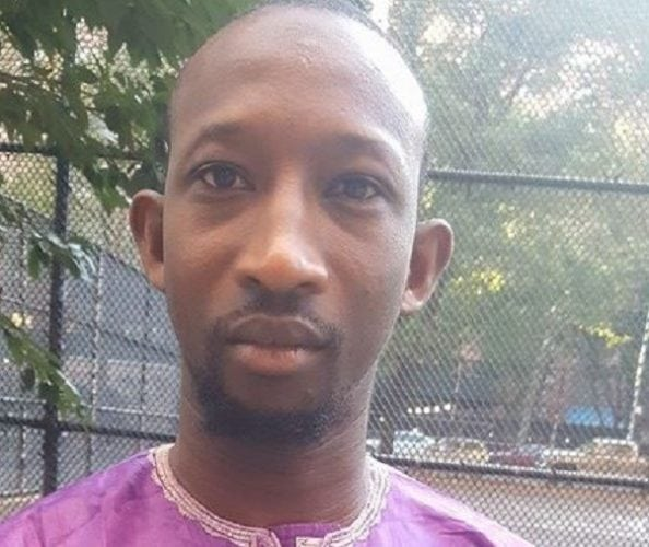 Ibrahima Kandja Doukouré