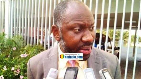 Abdoulaye Bah, candidat de l'UFDG à Kindia