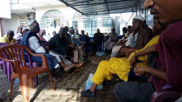 Des ressortissants de Kalinko (Dinguiraye) à Conakry en réunion de crise après des violences meurtrières post-électorales