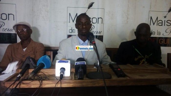 Salmana Diallo, président du CNOSC-DDG