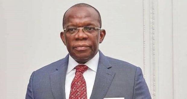 Kassory Fofana, premier ministre chef du gouvernement