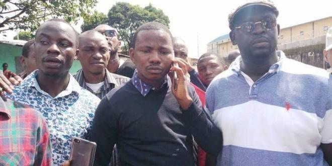 Dansa Kourouma, président du Conseil national des organisations de la société civile guinéenne