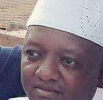 Idrissa Samping Diallo, représentant de l'OGDH à Labé