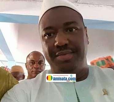 L'Honorable Cellou Baldé, député de l'Union des forces démocratiques de Guinée (UFDG)
