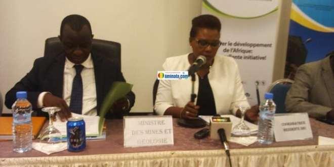Mines: tenue à Conakry d'une rencontre sur la finance inclusive pour le secteur des minéraux du développement