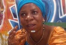 Dr. M'mah Camara, médecin à Ignace Deen et présidente de l'ONG Agir contre le cancer