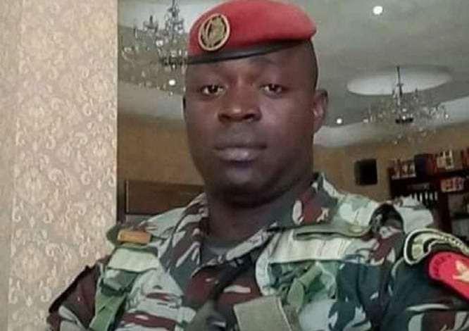 Le caporal Cheick Mouctar Soumah a sauvé la vie d'un enfant de 3 ans le 9 septembre dernier