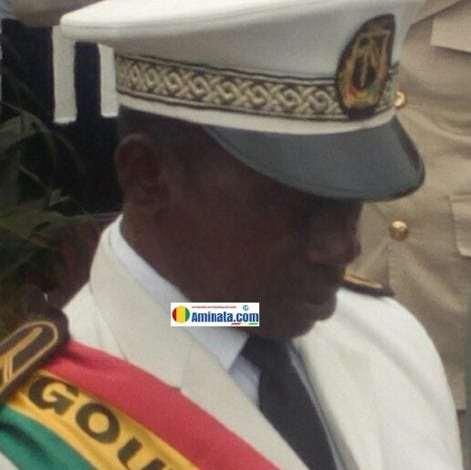 Sadou Keita, gouverneur de Labé
