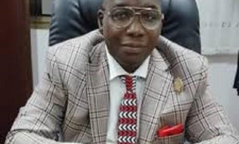 Saidouba Kissing Camara nouveau maire de Boffa