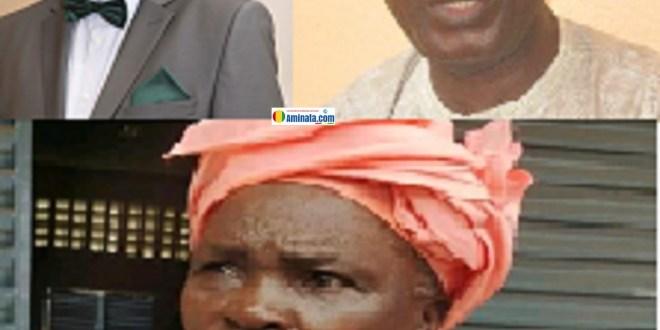 Des acteurs de la société civile tous anciens ministres