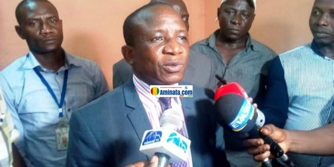 Abdoulaye Camara s'autoproclame président de l'USTG
