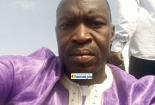 Marouf Thiam secrétaire fédéral du Bloc Libéral à Labé