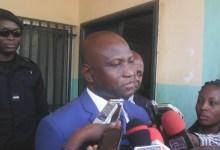 Lansana Komara, Ministre de l'enseignement technique, de la formation professionnelle