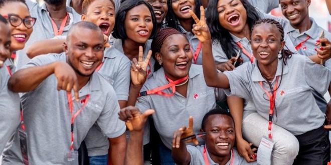 Des jeunes entrepreneurs lauréats de la Fondation Tony Elumelu