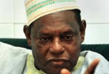 Siradio Diallo, ancien président de l'Union pour le progrès et le renouveau (UPR) décédé le 14 mars 2004