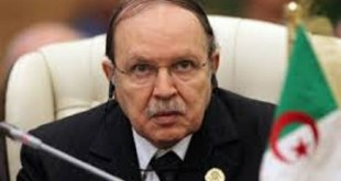 Abdoul Aziz Bouteflika annonce qu'il va présenter sa démission le 28 avril, date de la fin de son mandat