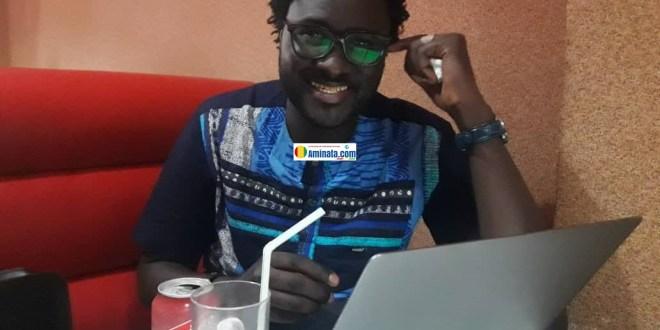 Cheick Fallait, président des africtivistes