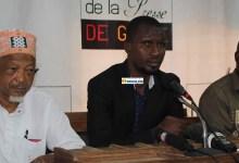 El Hadj Mamadou Malal Diallo, président de l'Organisation guinéen de défense des droits de l'homme (OGDH)