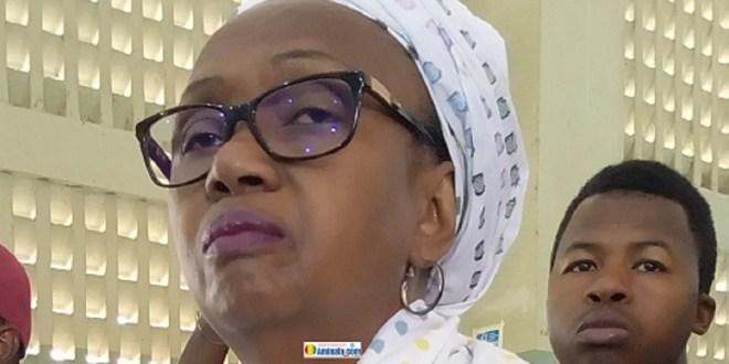 Hadja Aminata Barry vice maire de la commune rurale de Dara Labé