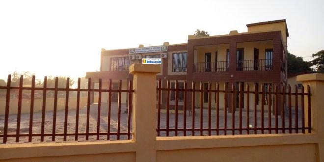 Les locaux de la chambre régionale du commerce de Labé