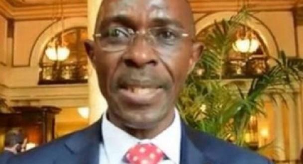 Mohamed Gharé, premier président de la cour des comptes
