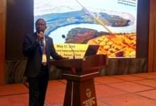 Mohamed Lamine Sy Savané, Directeur général du centre de promotion et de développement minier (CPDM)