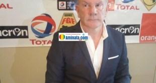 Paul Put, ancien entraîneur du Syli national