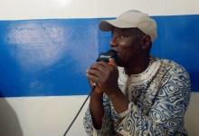 Kelefa Diallo technicien responsable préfectoral de l'élevage