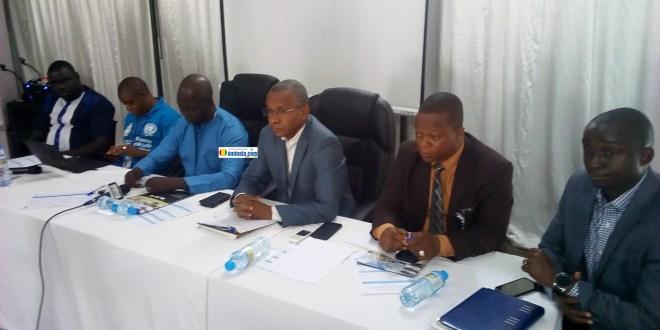 Atelier sur bilan du projet autonomisation et réinsertion sociale de 500 jeunes à Conakry et Nzérékoré