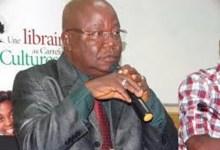 Pr. Maurice Zegbelemou, constitutionnaliste