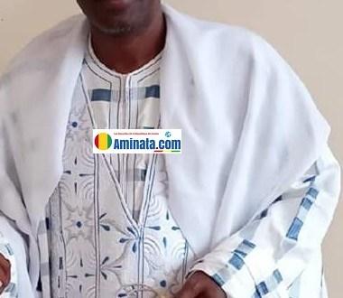 Elhadj Thierno Mamadou Badrou Bah, imam rahtib de Labé