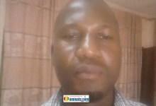 Fodé Camara, enseignant à l'Université de Labé