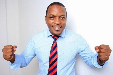 Kindy Dramé, consultant en communication digital et concepteur de la plateforme Colis224