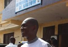 Mohamed Bangoura Directeur de publication de mosaiqueguinee