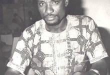 Togbo Gérard Théa n'est plus