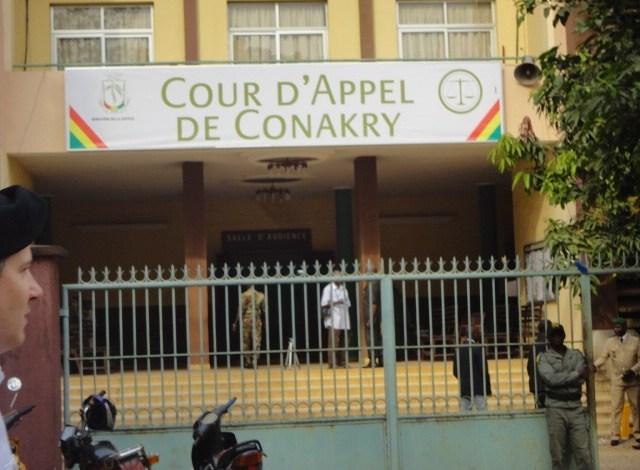 Cour d'Appel de Conakry