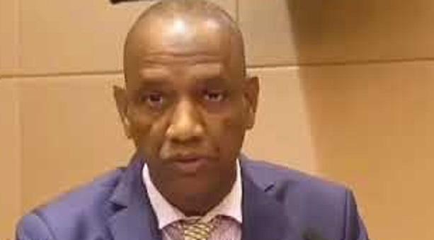 Sanoussy Dabo, Directeur général de la SOGEB