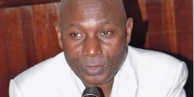 Abdourahmane Sanoh, coordinateur général du Front national pour la défense de la constitution (FNDC)