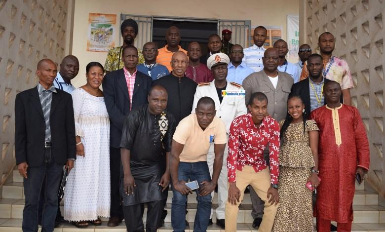 Des participants à une formation des formateurs sur les Compétences de la Vie Courante