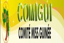 Le comité Miss Guinée (COMIGUI)