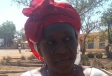Mariama Tata Bah, députée de l'Union des forces démocratiques de Guinée (UFDG)