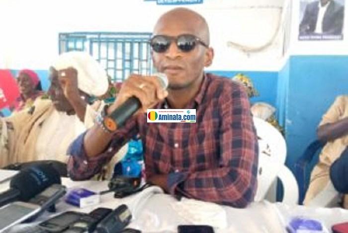 Badra Koné, secrétaire général de l'Union des forces républicaines (UFR)