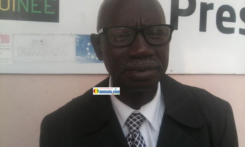 Dr. Madidian Keita, Président du Parti Guinéen de la justice, travail, solidarité (PGJTS)