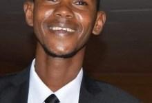 Ibrahima Fodoué Baldé, professeur d'Economie