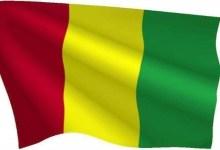 Le tricolore de la Guinée