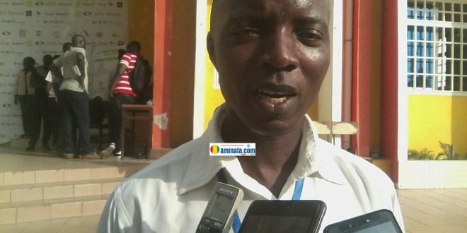 Mazoughou Goepogui, PDG de Magoe technologie