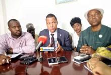 Abdoulaye Sow et Aboubacar Soumah tous responsables de l'USTG