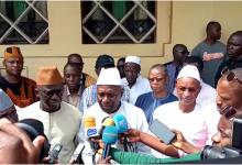 Vidéo rencontre FNDC, leaders religieux